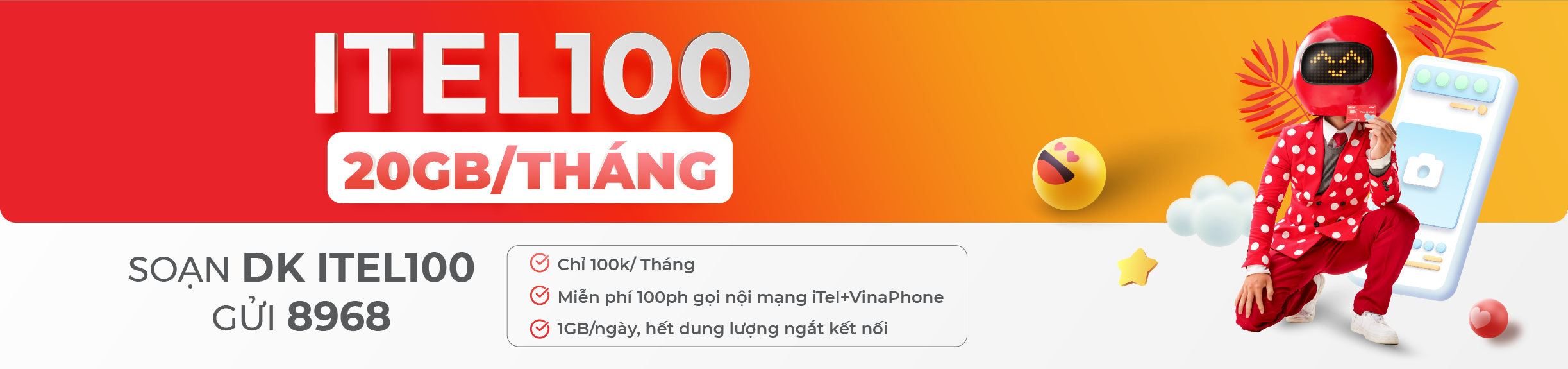 ITEL100